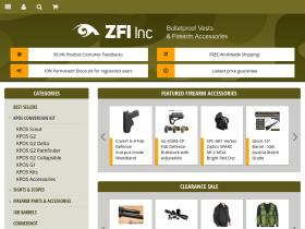 Zfi-inc.com Coupons
